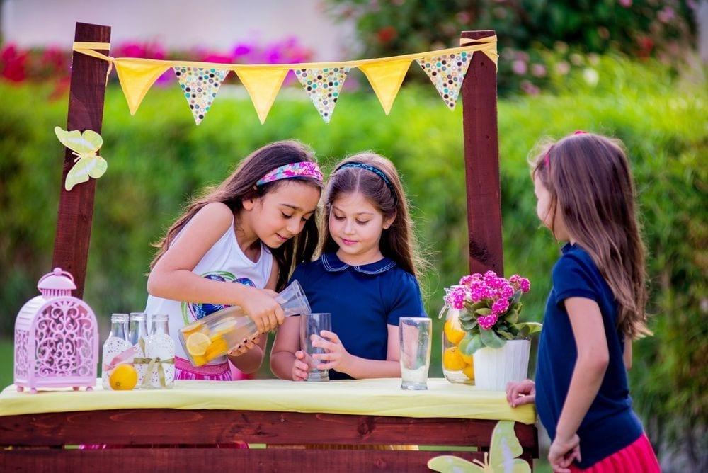 Feria de emprendedores para niños