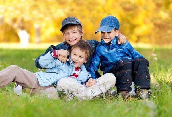 Fomentar valores y competencias ciudadanas en los niños