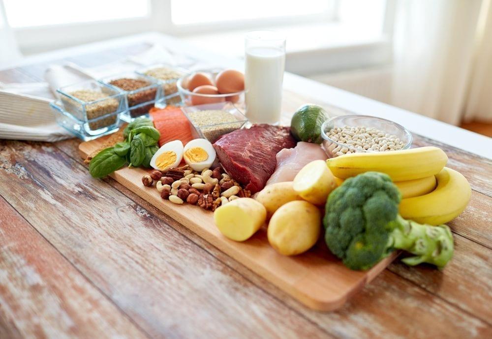 Alimentos para la nutrición infantil