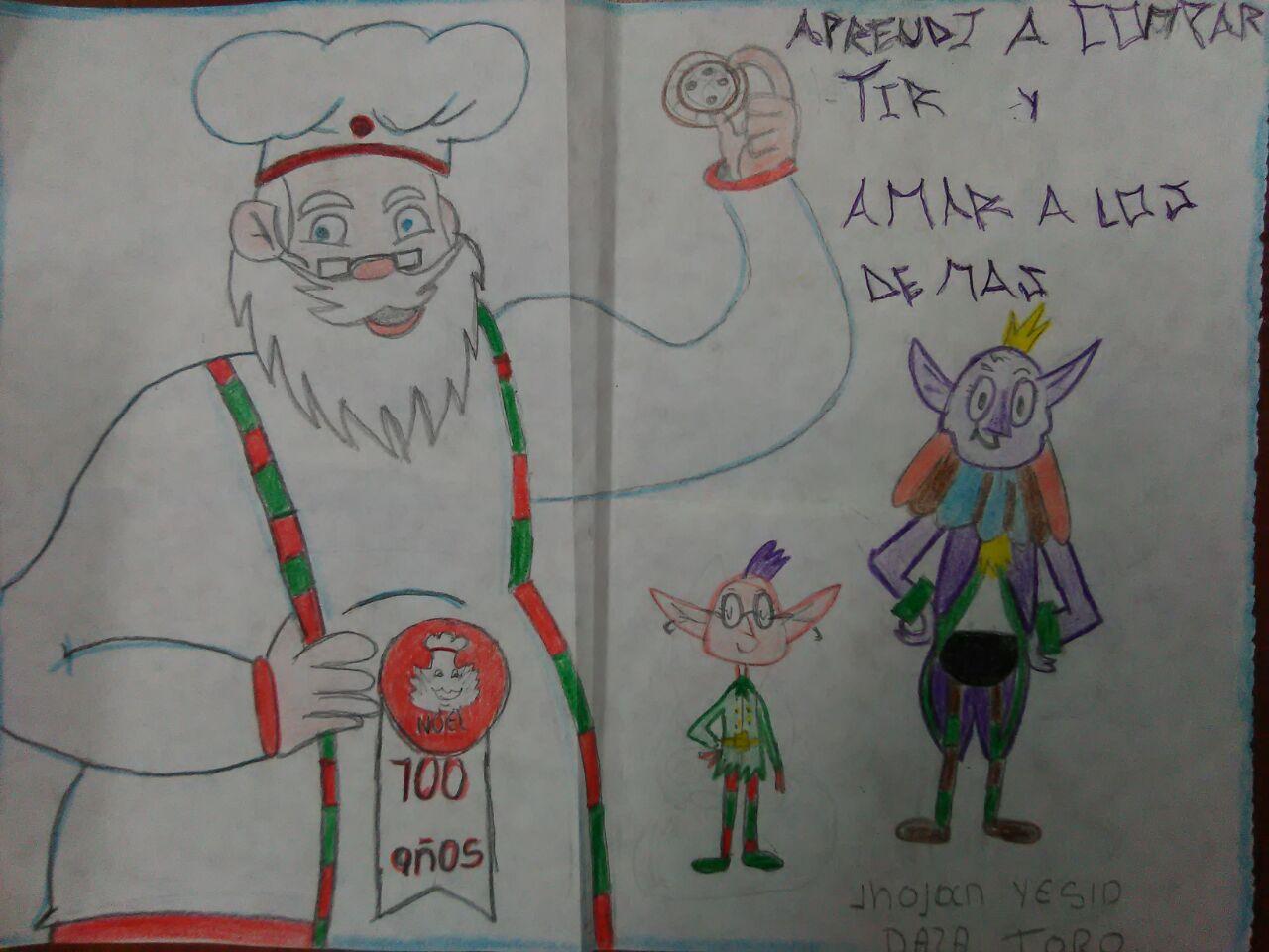 imagen Mundo Noel