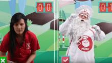 prueba de habilidades papa noel galletero - Mundo Noel