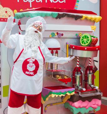 Cómo hace Papá Noel para llevar todos los regalos