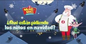 que estan pidiendo los ninos en esta navidad mundo noel 3