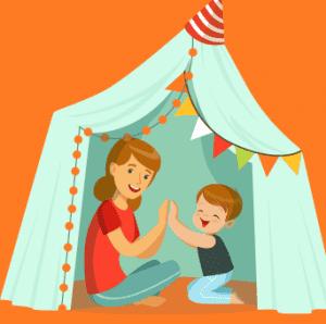 Juego educativos que puedes hacer con tu hijo en casa