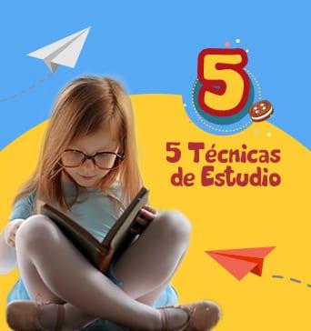 5 técnicas de estudio