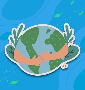 Abrazar al planeta